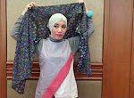 Hijab Tutorial @aliahsayuti Edisi Lebaran #7