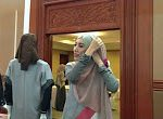 Hijab Tutorial @aliahsayuti Edisi Lebaran #8
