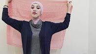Hijab Tutorial @aliahsayuti Edisi Lebaran SegiEmpat #9