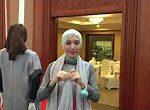 Hijab Tutorial Edisi Fitri #2