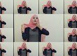 Tips Tampil Stylist di Usia 42 Tahun dengan Hijab ala Aliah Sayuti