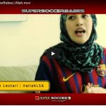 #SuperSoccerBabes | Aliah