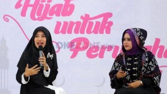 Aliah Sayuti Berbagi Tips Kenakan Hijab Sesuai Aturan Islam