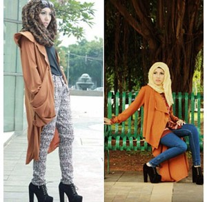 Hijab Style: Tampil Edgy ala Aliah Lestari Finalis Hijab Hunt 2013