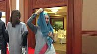 Hijab Tutorial @aliahsayuti Edisi Lebaran #5